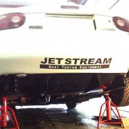 Jet Stream Rear Diffuser For Miata MX5 MX-589-97 JDM Roadster : REV9 Autosport