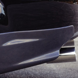 Burnout KDX Rear Bumper Skirts For Miata MX5 MX-5 06-08 JDM Roadster : REV9 Autosport