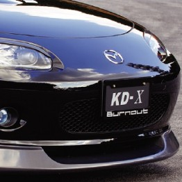 Burnout KDX Front Lip For Miata MX5 MX-5 06-08 JDM Roadster : REV9 Autosport