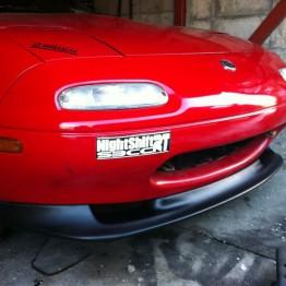 Garage Vary Front Lip