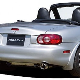 Integral Kobe N1 Spec Exhaust  For Miata MX5 MX-5 98-05 JDM Roadster : REV9 Autosport