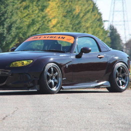 NOPRO Fender Flares For Miata MX5 MX-5 06-08 JDM Roadster : REV9 Autosport
