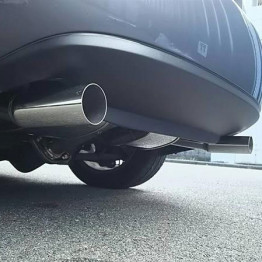RS Factory Stage Exhaust