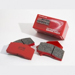 Acre Brakes PC2600 Racing Brake Pads