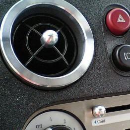 Zeromotive Air Ventilation Caps