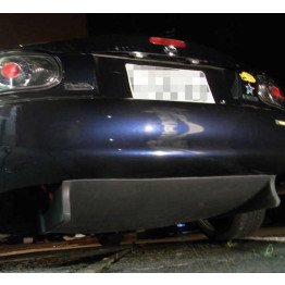 Jet Stream Rear Bumper Lower Diffuser For Miata MX5 MX-5 98-05 JDM Roadster : REV9 Autosport