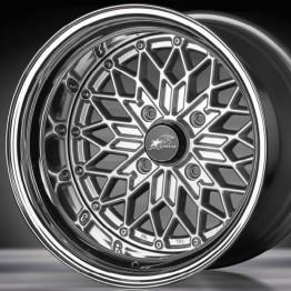 "Star Road GLOWSTAR MS-S 15"" Wheel"