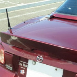 Jet Stream Rear Spoiler Type-2 For Miata MX5 MX-5 98-05 JDM Roadster : REV9 Autosport
