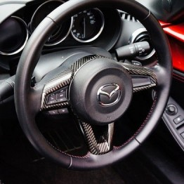 Axis Parts Steering Wheel Bezel Cover