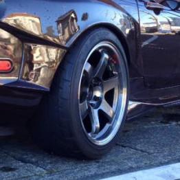 "Rays Volk Racing TE37SL 17"" Wheel"