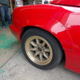 Car Make Corn's Original Fender Flares For Miata MX5 MX-5 89-97 JDM Roadster : REV9 Autosport