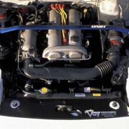 Garage Vary Radiator Cooling Panel For Miata MX5 MX-5 89-05 JDM Roadster : REV9 Autosport