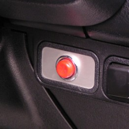 ZOOM Push Starter Button For Miata MX5 MX-5 89-97 JDM Roadster : REV9 Autosport