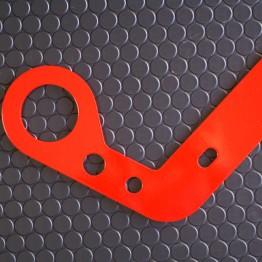 Carbing Tow Hook For Miata MX5 MX-5 89-05 JDM Roadster : REV9 Autosport