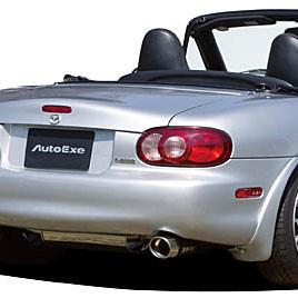 Mazda MX5 Miata NB Performance Exhausts (1998-2005)
